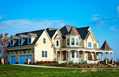 Building green custom homes indianapolis for Building the most energy efficient home