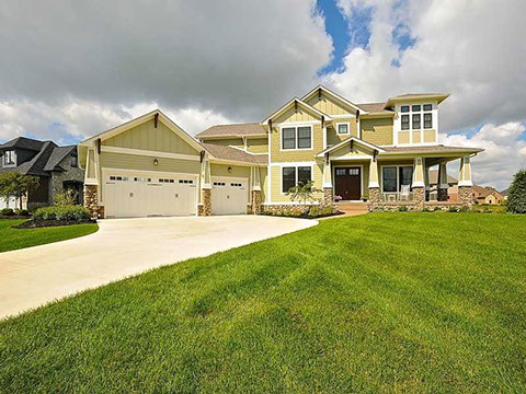 Custom home fall maintenance checklist gg custom homes for Custom home design checklist