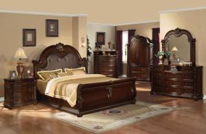 Mixed custom home flooring materials gives a unique look.
