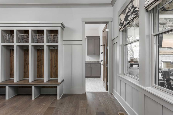 Mudroom Designs Should Make Life Easier For The Whole Family