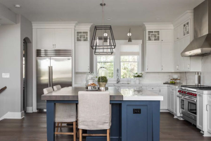 When it comes to custom home kitchen design, you need these three ingredients.