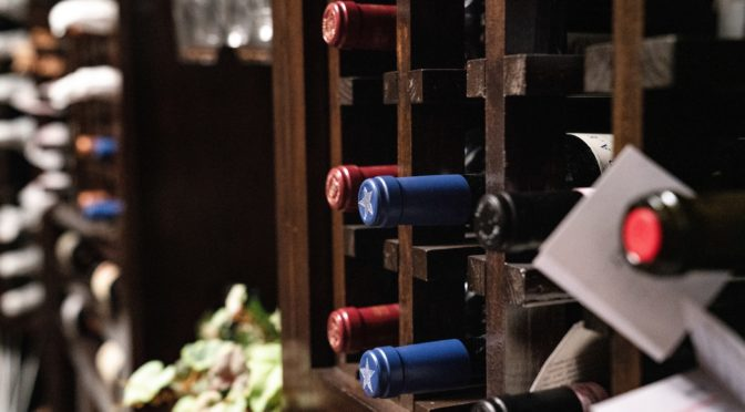 Project Spotlight: A Stellar Wine Cellar